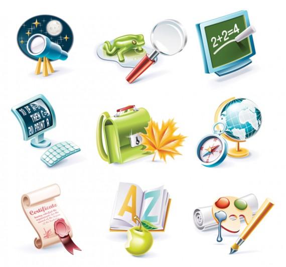kostenlose Icons und Grafiken Vektor (36)