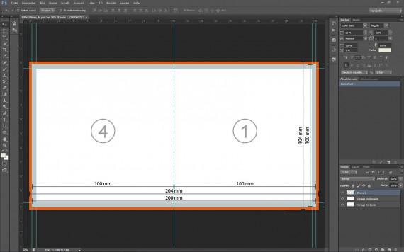 Imageflyer mit Design für die Geschäftsausstattung gestalten (1)