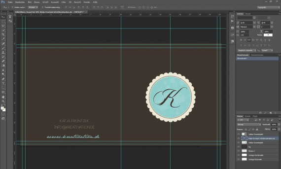 Imageflyer mit Design für die Geschäftsausstattung gestalten (3)