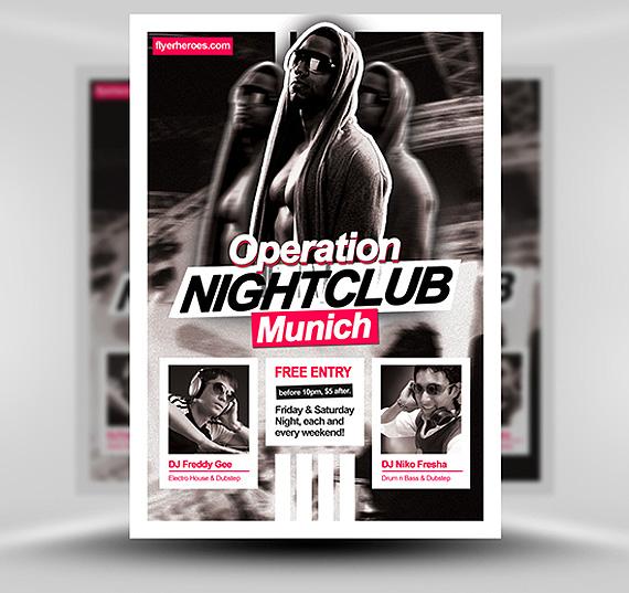 Photoshop Vorlagen für euren Party-Flyer (71)