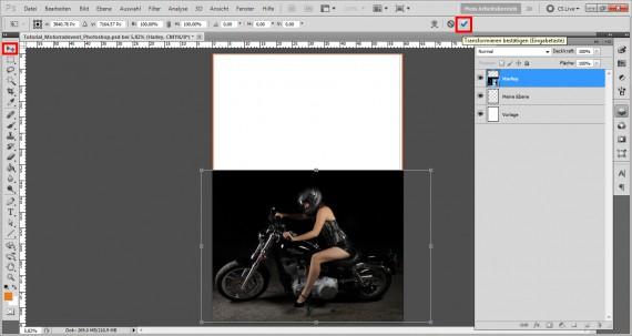 Plakat für ein Motorrad Treffen (1)