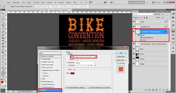 Plakat für ein Motorrad Treffen (8)