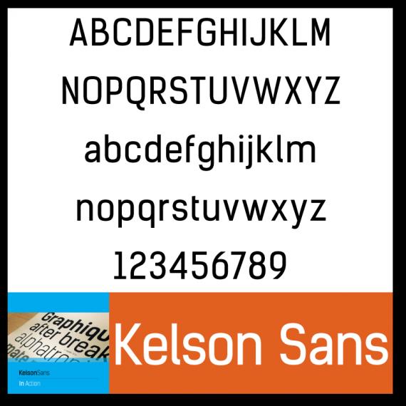 Kelson Sans Font