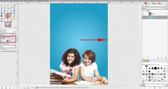 Tutorial Plakat Tag der offenen Tür Schule (10)