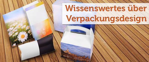 Verpackungsdruck – Obacht geben beim Design!