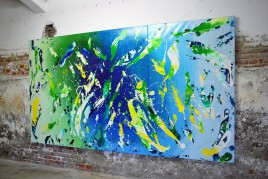 Kunstwerk auf der Ostrale 2013 (02)