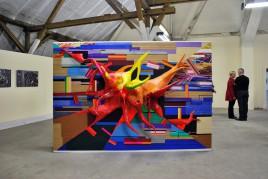 Kunstwerk auf der Ostrale 2013 (06)