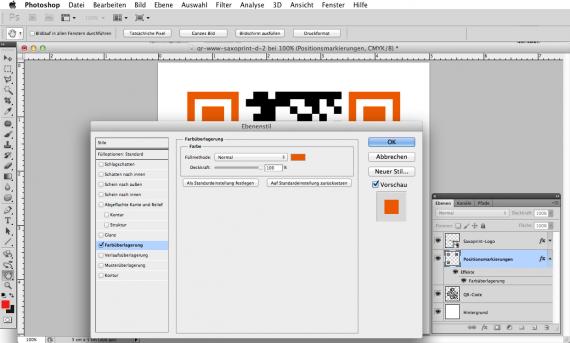 Das eigene Logo in einen QR-Code einbinden (8a)