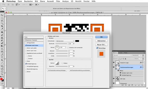 Das eigene Logo in einen QR-Code einbinden (8b)