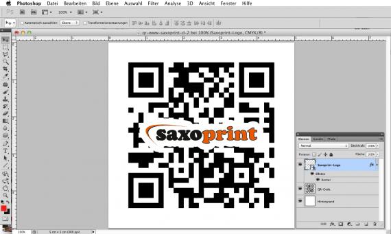 Das eigene Logo in einen QR-Code einbinden (6)