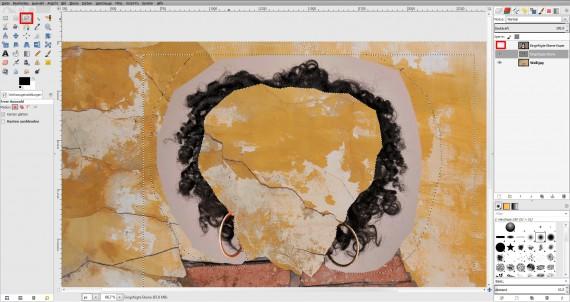 Tutorial Haare freistellen in GIMP (13)