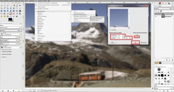 Tilt Shift GIMP (2)