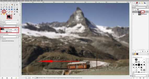 Tilt Shift GIMP (6)