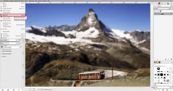 Tilt Shift GIMP (10)