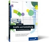 Buchempfehlung zur Flyergestaltung - Grafik und Gestaltung Grundkurs - Claudia Korthaus