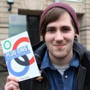 """Philipp Steuer und das Google+ Buch """"PLUS EINS"""""""