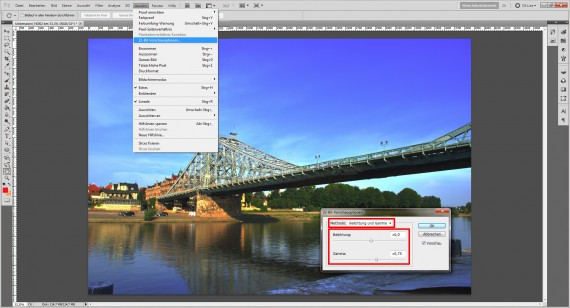 Tutorial HDR in Photoshop (3)
