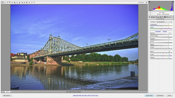 Tutorial HDR in Photoshop (6)