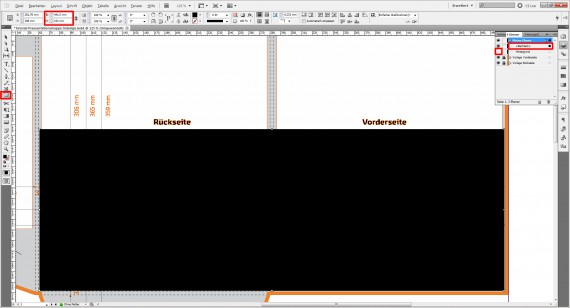 Tutorial Präsentationsmappe Indesign (2)