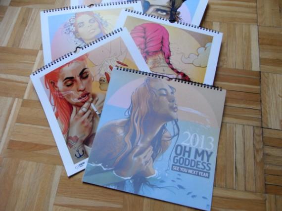 Kalender Design Inspirationen 2014 (28)