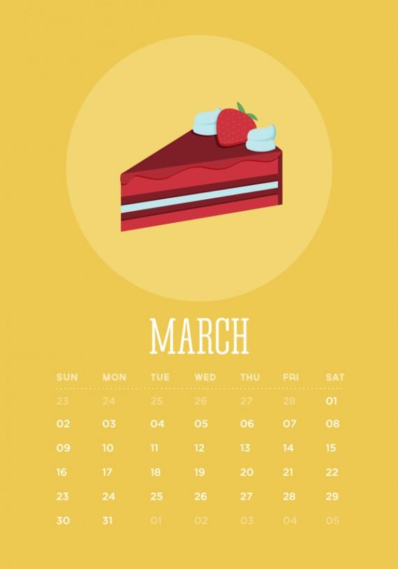Kalender Design Inspirationen 2014 (4)