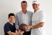 Laureus Benefiz-Fussballfest 2013 - Pressekonferenz (04)