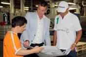 Laureus Benefiz-Fussballfest 2013 - Pressekonferenz (09)