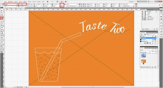 InDesign-Tutorial Fanklatsche erstellen (5)