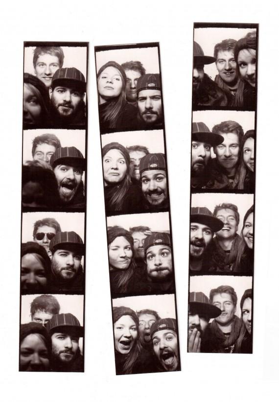 Miriam, Lukas und Laurenz von FORMLOS aus Berlin