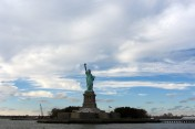 Die Freiheitsstatue von New York
