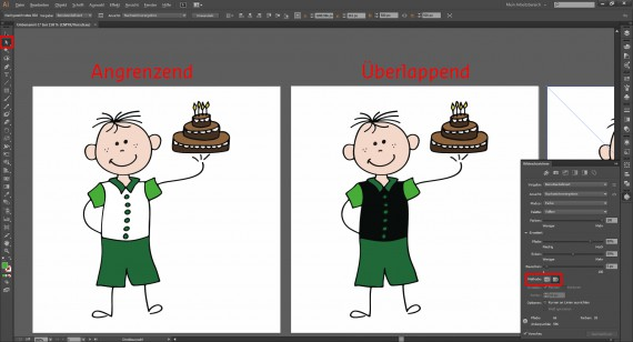 Tutorial Vektorisieren mit Illustrator (7)