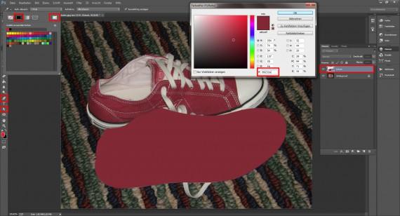 Tutorial Vektorisieren mit Photoshop (1)