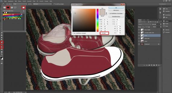 Tutorial Vektorisieren mit Photoshop (3)