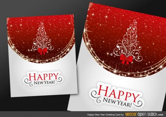 Weihnachtskarten Design Template Vorlagen (5)