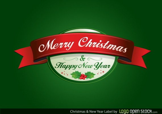 Weihnachtskarten Design Template Vorlagen (7)