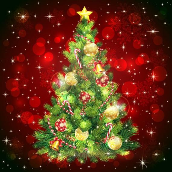 Weihnachtskarten Design Template Vorlagen (11)