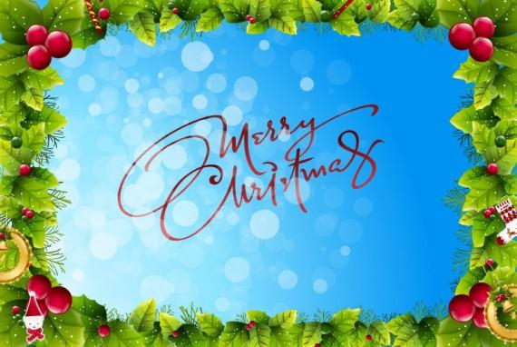 Weihnachtskarten Design Template Vorlagen (13)