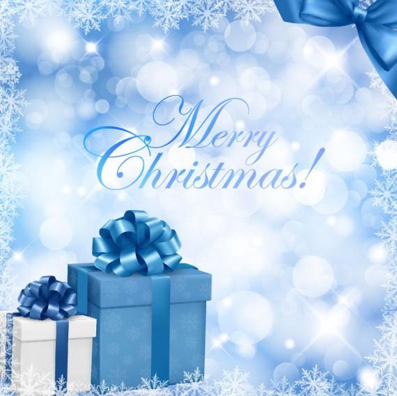 Weihnachtskarten Design Template Vorlagen (15)