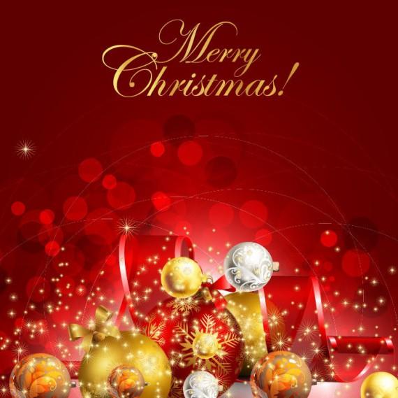 Weihnachtskarten Design Template Vorlagen (16)