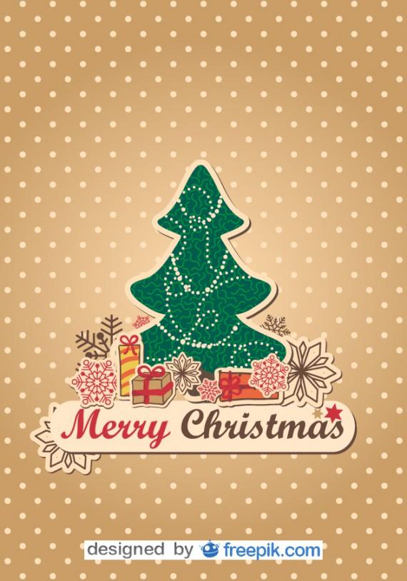 Weihnachtskarten Design Template Vorlagen (22)
