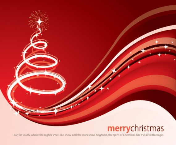 Weihnachtskarten Design Template Vorlagen (31)