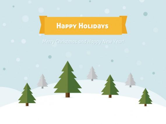 Weihnachtskarten Design Template Vorlagen (43)