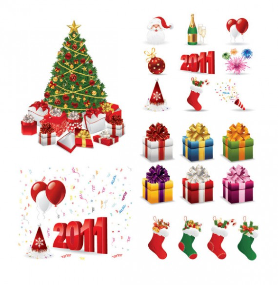 Icons Und Grafiken Für Eure Weihnachts Designs Saxoprint Blog