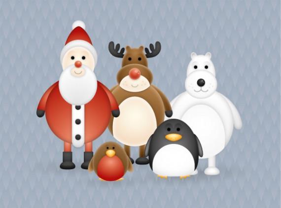 Icons und Grafiken für eure Weihnachts-Designs » SAXOPRINT ...
