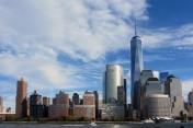 Das World Trade Center in Manhattan