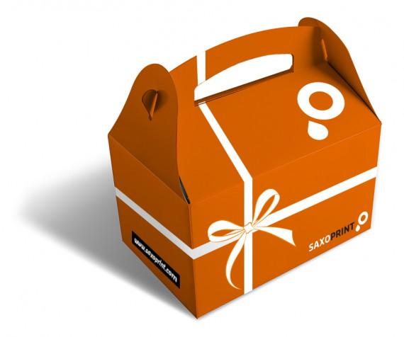 Fertige Geschenkverpackung