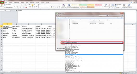 Tutorial Datenzusammenführung InDesign (2)