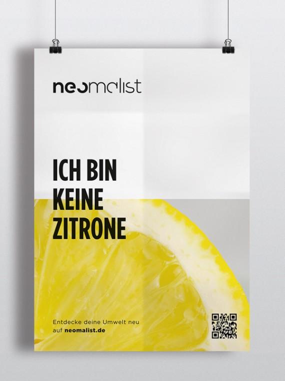 Poster gestalten im DIN B Format (10)
