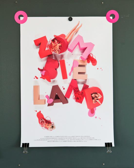 Poster gestalten im DIN B Format (12)