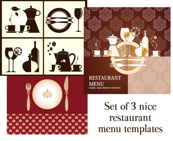 Speisekarte Design Vorlage (26)